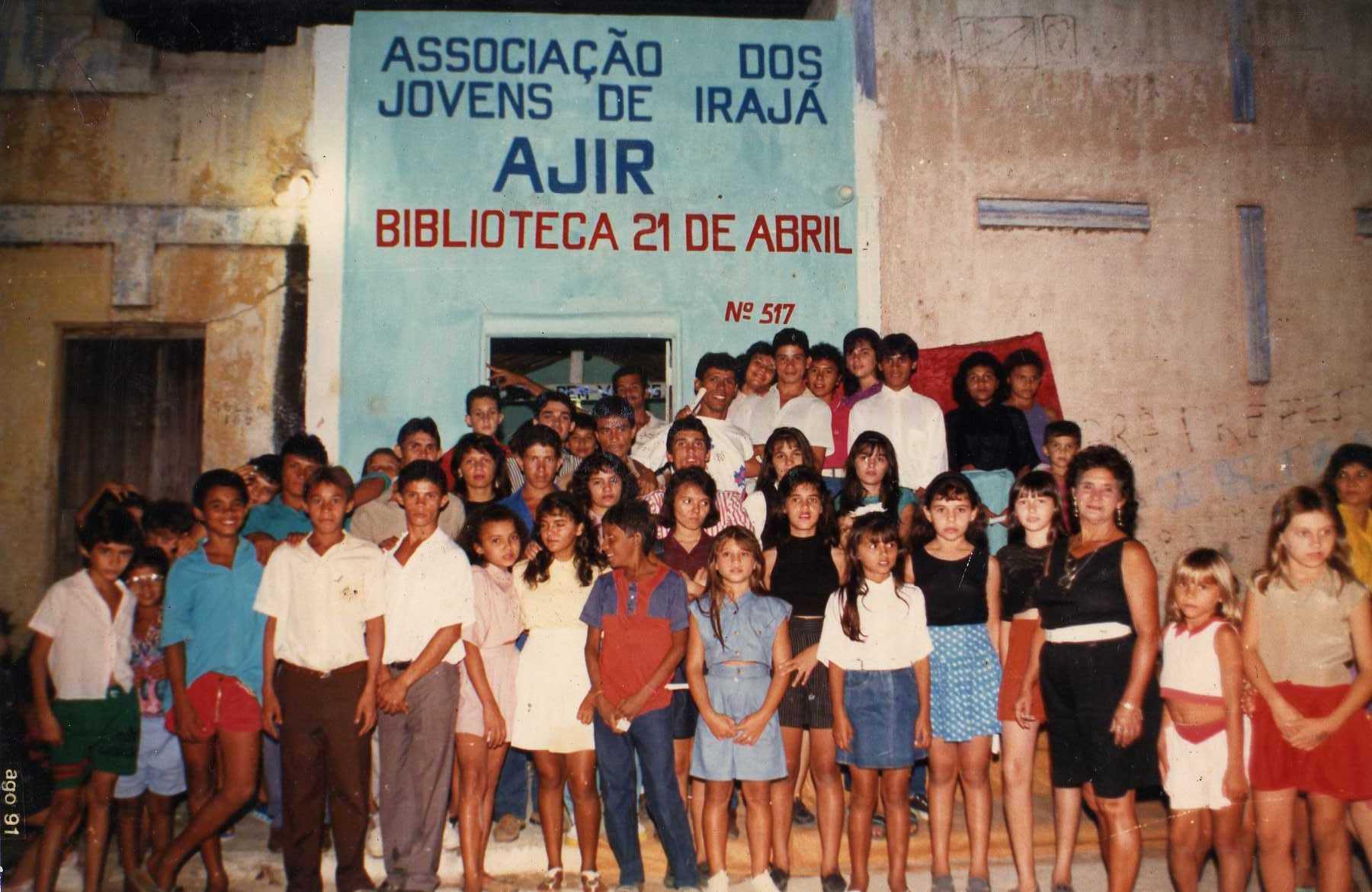 BIBLIOTECA 21 DE ABRIL